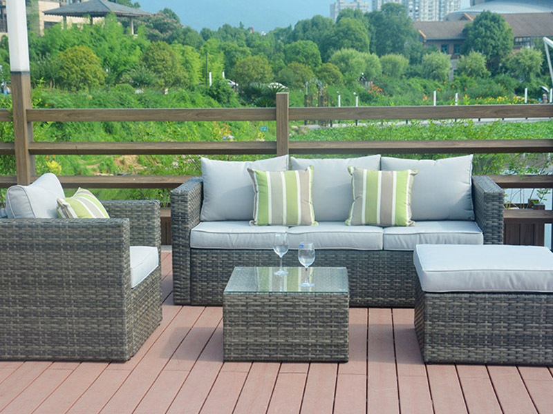 Modern New Arrival Outdoor Sofa Sets