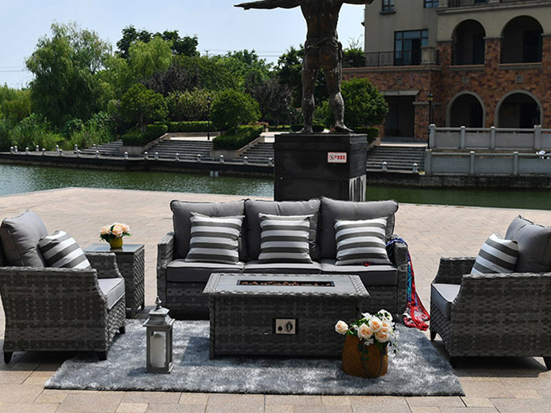 Wicker Outdoor Sofa Sets